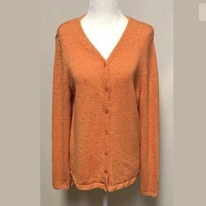 Pendleton Knit Cardigan Button Sweater Halloween